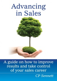 experienced sales books, advancing in sales