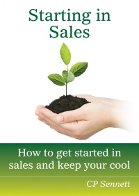 starting in sales, sales book, new sales job